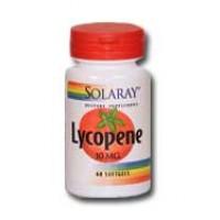 Solaray Lycopene 10mg 60 Softgels