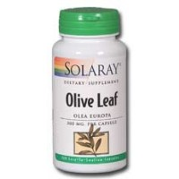 Solaray Olive Leaf (Olea europaea) 300mg 100 caps