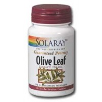 Solaray Olive Leaf Extract 250mg 60 caps