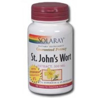 Solaray St. Johns Wort 300mg 60 caps