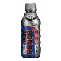 American BodyBuilding Diet Turbo Punch 18 Fl Oz 24/Case