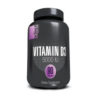 Adept Nutrition High Potency Vitamin D3 5000IU 90 Gels