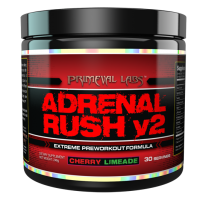 Primeval Labs Adrenal Rush V2 30 Servings