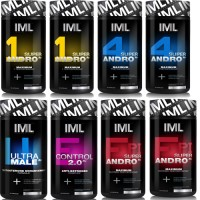 IronMag Labs ANDRO MASS STACK (8 bottles)