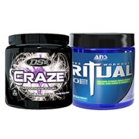 ANS Ritual & Driven Sports Craze Stack