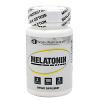 Applied Nutriceuticals Melatonin 3mg 100 Tabs