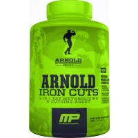 Arnold Schwarzenegger Series Iron Cuts 90 Caps
