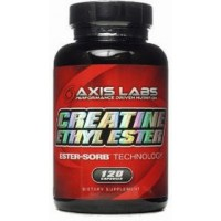 Axis Labs Creatine Ethyl Ester 120 Caps