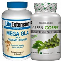 Belly Fat Busting Stack (Green Coffee Extract & GLA)