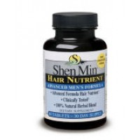 Biotech Shen Min Advanced Hair Formula for Men 60 Tabs