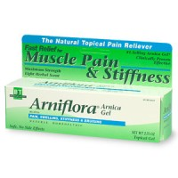 Boericke & Tafel Arniflora Arnica Gel (Seen on Dr. Oz)