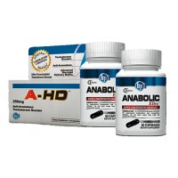 BPI Super Anabolic Stack (A50 & A-HD)