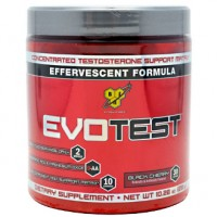 BSN Evotest Black Cherry 30 Servings