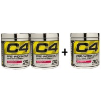 Buy 2 Cellucor C4 Extreme, Get 1 Free