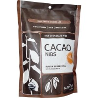 Navitas Naturals Raw Cacao Nibs (Certified Organic) 16 Oz