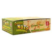 Caveman Foods Nuts Bar Almond Cashew 15/Box