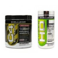 Cellucor Pump Shredding Stack