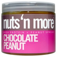 Nuts 'N More Chocolate Peanut Butter 16 Oz
