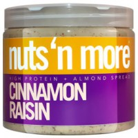 Nuts 'N More Cinnamon Raisin Almond Butter 16 Oz