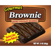 Chef Jay's Tri-O-Plex Brownies 12/Box