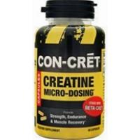 CON-CRET Concentrated Creatine 48 Caps