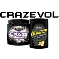 CrazEvol Stack (Craze & Hemavol)