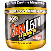Labrada Nutrition Crealean Creatine Monohydrate 500 g