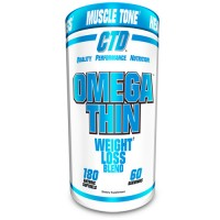 CTD Labs Omegathin + CLA 180 Gels