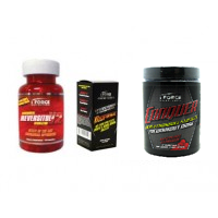 iForce Nutrition PD Devers' Pro Card Stack