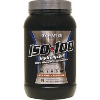 Dymatize ISO 100 Hydrolyzed Whey 1.6Lbs