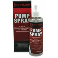 E-Pharm Pump Spray 8 Fl Oz