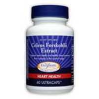 Enzymatic Therapy Coleus Forskolin 50mg 60 Capsules