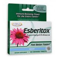 Enzymatic Therapy Esberitox 200 Chewable Tablets