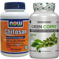 Fat Burning for Your Butt Stack (Green Coffee Bean Extract & Chitosan)