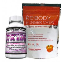 Fat Burning Stack (Raspberry Ketones & Hunger Chews)