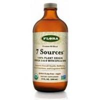 Flora (Udo's Choice) 7 Sources Oil 17 Fl Oz