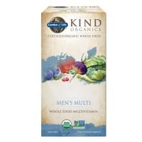 MyKind Organics Men's Multi Non-GMO 60 Tabs