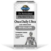 Garden of Life Dr. Formulated Probiotics Once Daily Ultra 30 Vege Caps