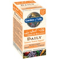 Garden of Life Herbal Immune Balance Daily