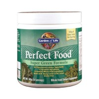 Garden of Life Perfect Food Super Green Formula 300 grams