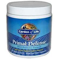 Garden of Life Primal Defense Powder HSO Probiotic Formula 81 grams