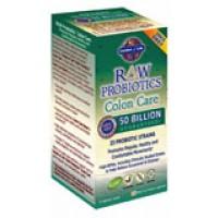 Garden of Life Raw Probiotics Colon Care 30 Vege Caps