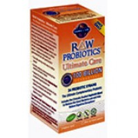 Garden of Life Raw Probiotics Ultimate Care 30 Vege Caps