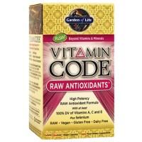 Garden of Life Vitamin Code Raw Antioxidants 30 Vege Caps