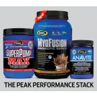 Gaspari Nutrition Peak Performance stack