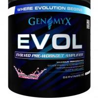 Genomyx Evol Fruit Punch 40 Servings