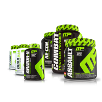 Muscle Pharm Get Swole Stack