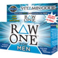 Garden of Life Vitamin Code Raw One for Men 30 Caps