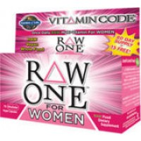 Garden of Life Vitamin Code Raw One for Women 75 Caps FREE SHIPPING!