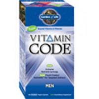 Garden of Life Vitamin Code Men's Formula 120ct